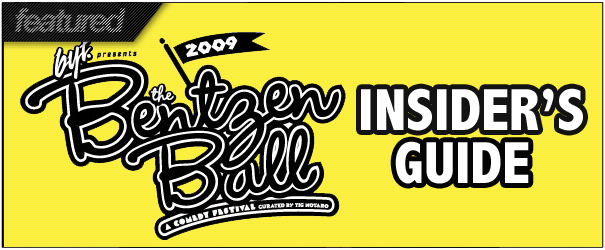 Insiders Guide To The Bentzen Ball: Ian Mackaye, Halfsmokes, and Tips for Groupies