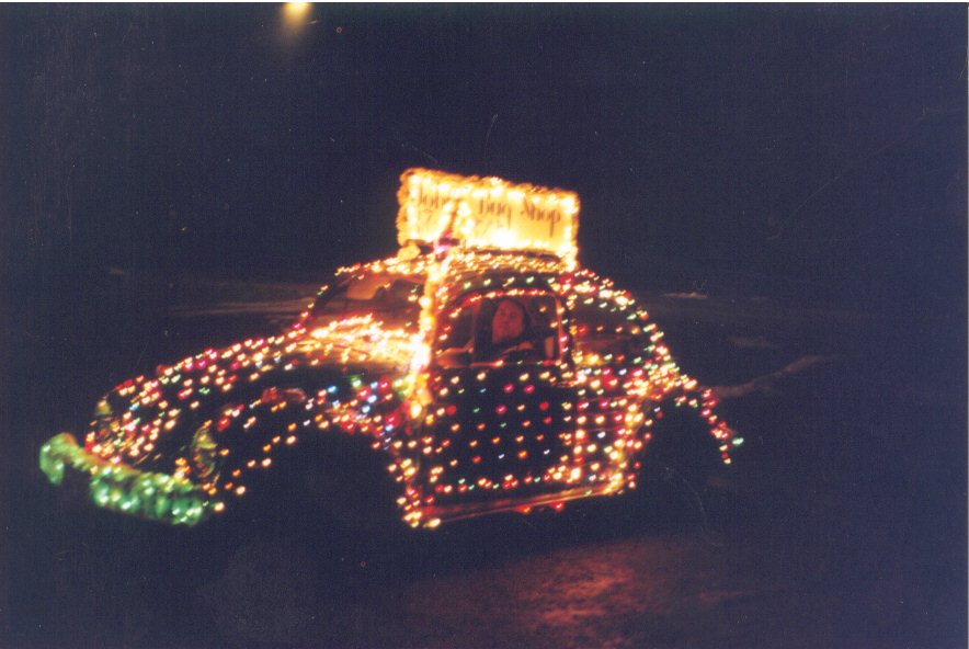 The BYT Christmas Parade - BrightestYoungThings - DC