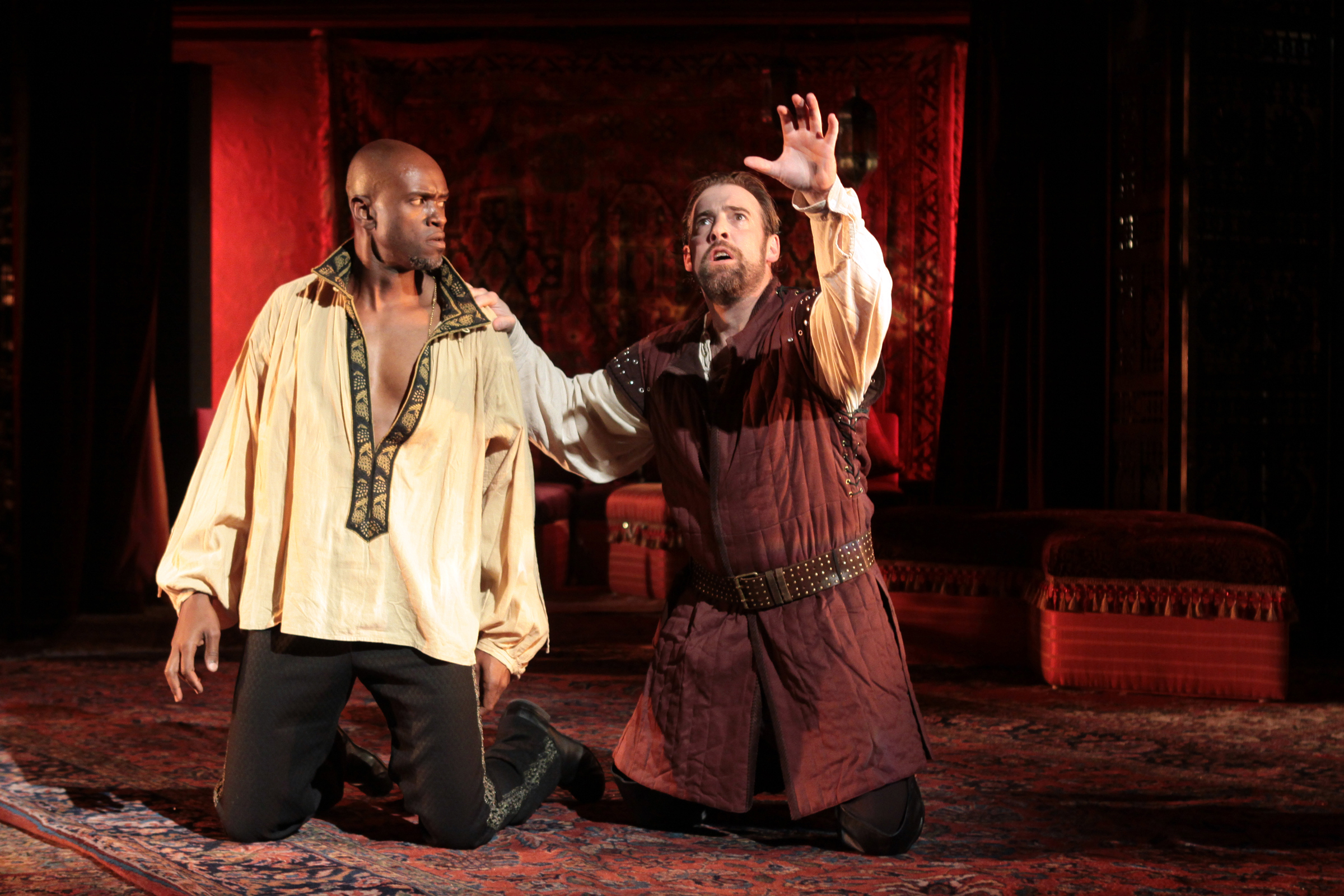 othello and iago Why should you care about what iago says in william shakespeare's othello don't worry, we're here to tell you.