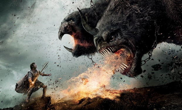 """Wrath Of The Titans Monsters Movie Review: """"Wr..."""