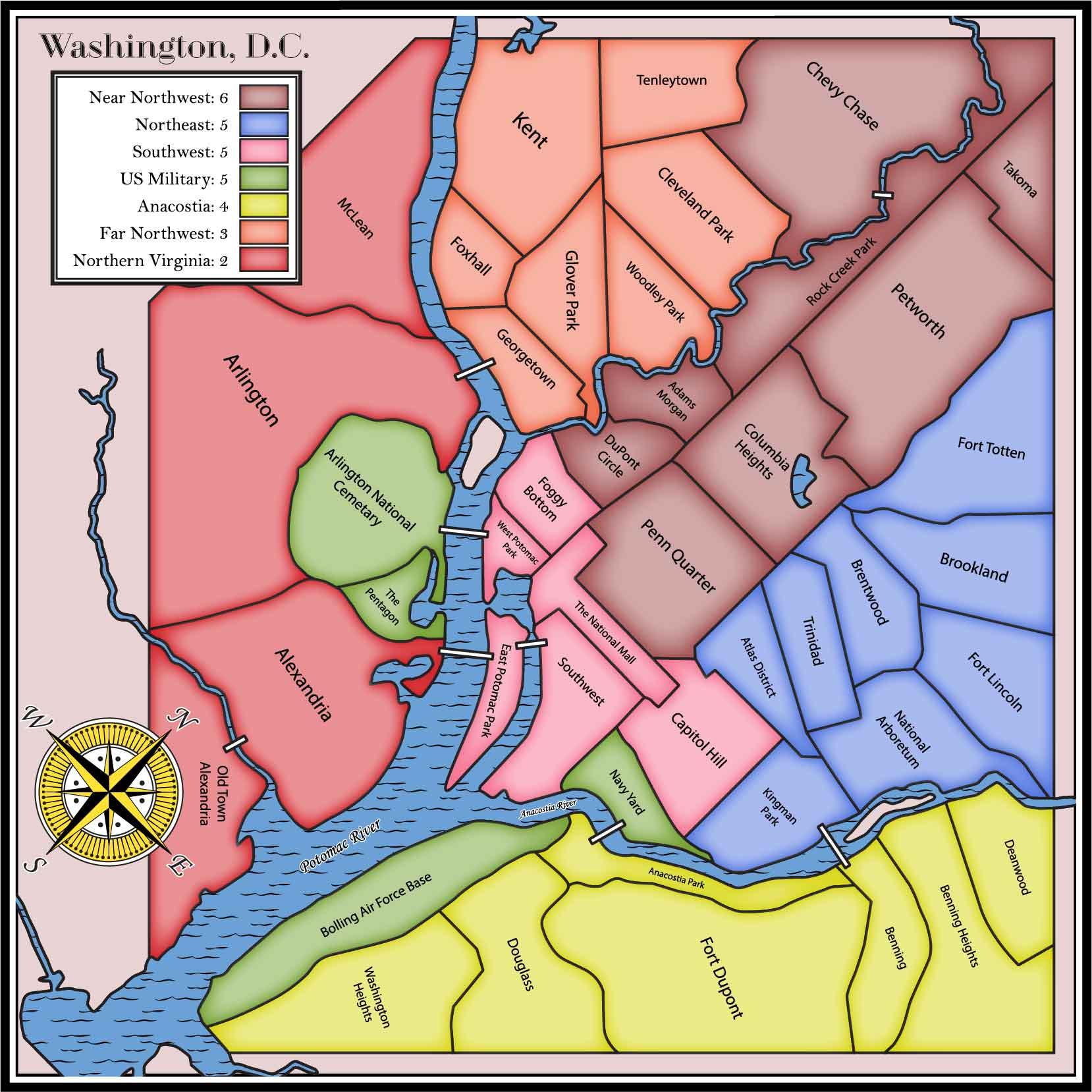 Best Of Diagram Washington Dc Map Download More Maps Diagram - Washington dc mall map pdf