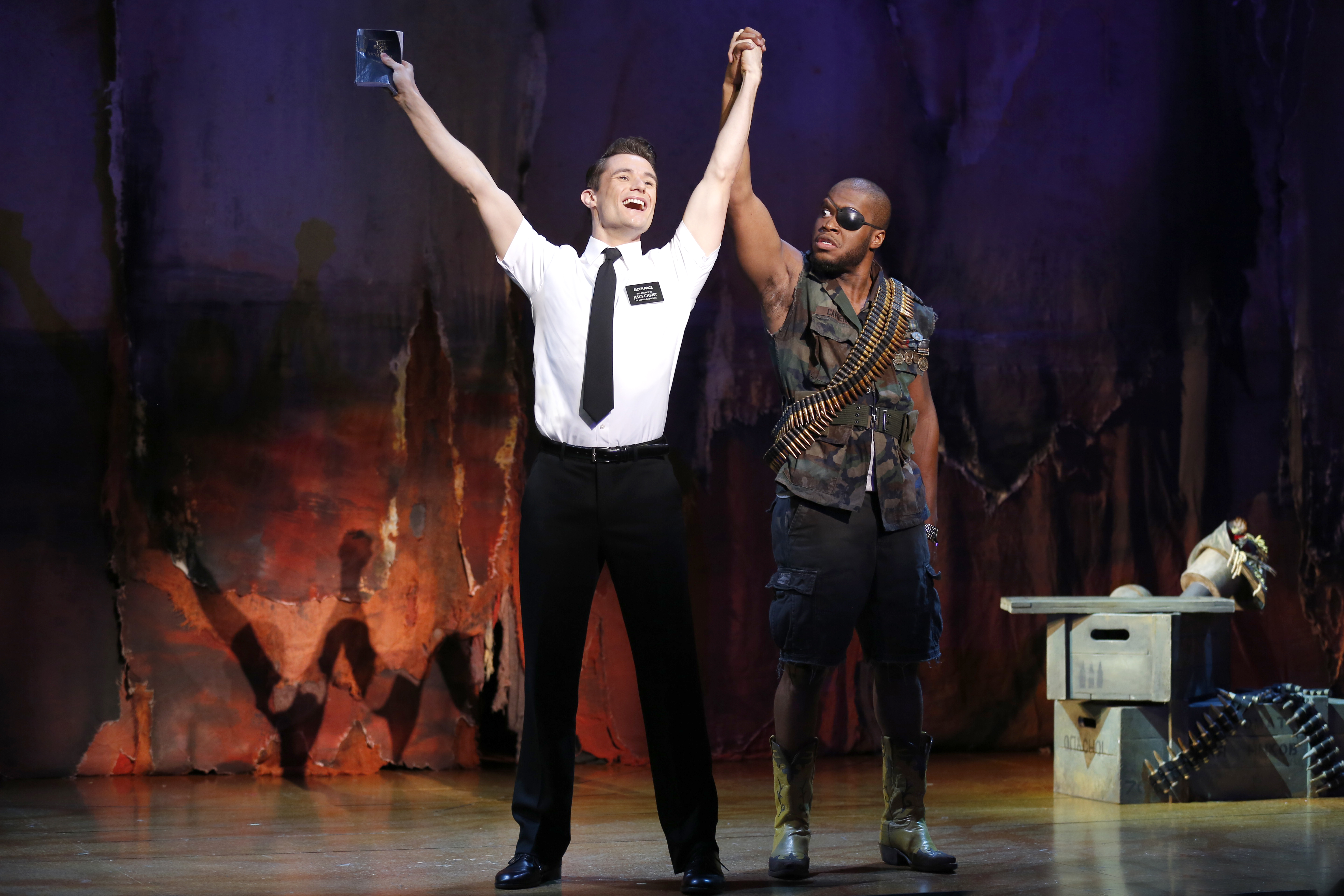 LDS Book of Mormon mobile bet at home
