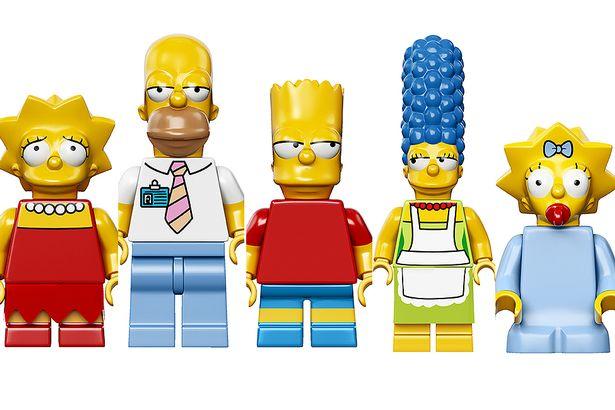 "Sai o primeiro trailer do episódio dos ""Simpsons"" feito de Lego"