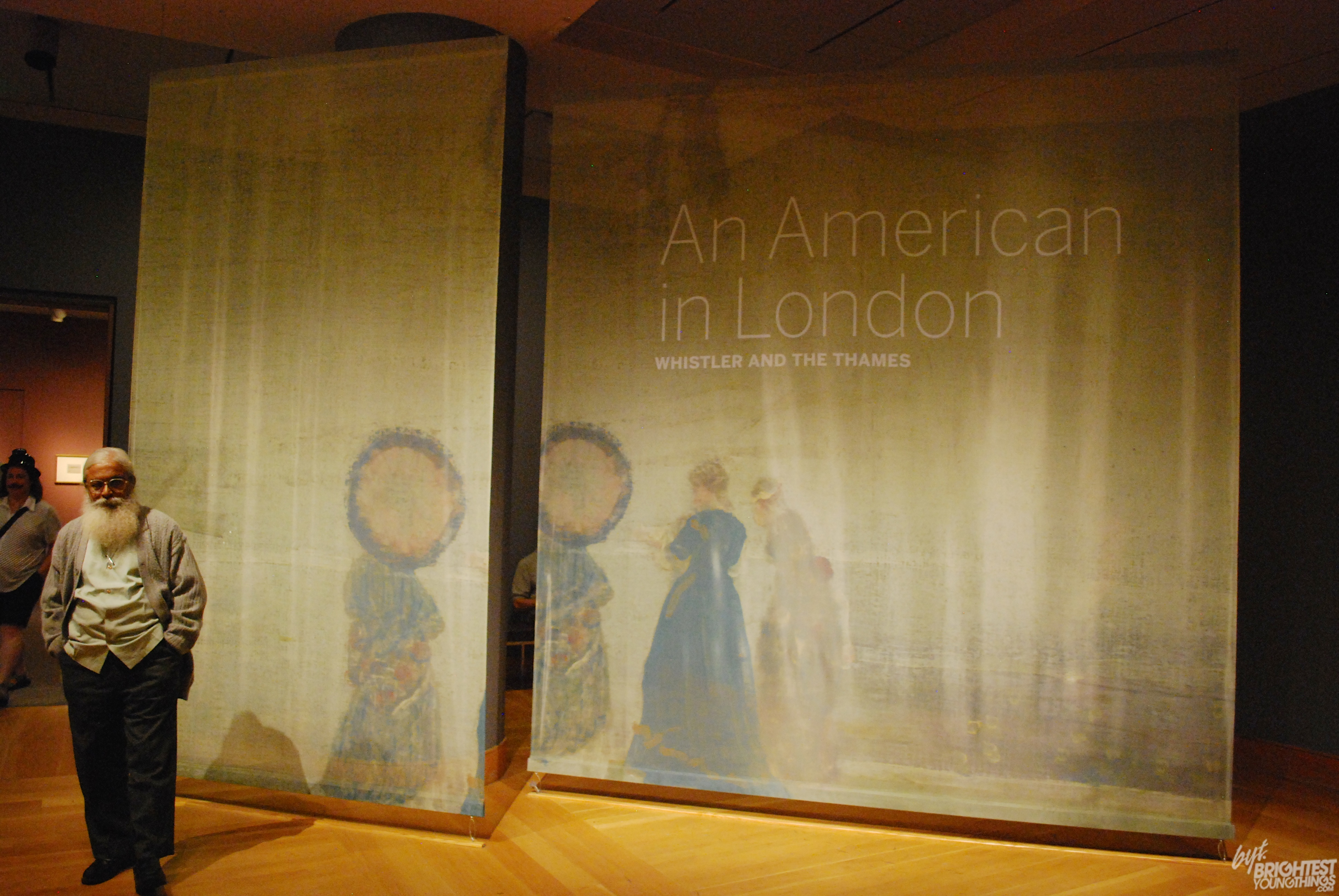 American in London 2