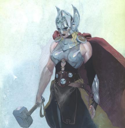 thor s new hammer