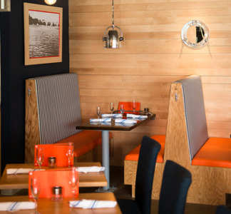 Orange Anchor Opens at Georgetown Waterfront ...