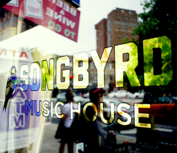 Songbyrd music house brightestyoungthings dc for First house music