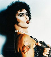 """Tim Curry plays Dr. Frank-N-Furter in """"The Rocky Horror Picture Show."""""""