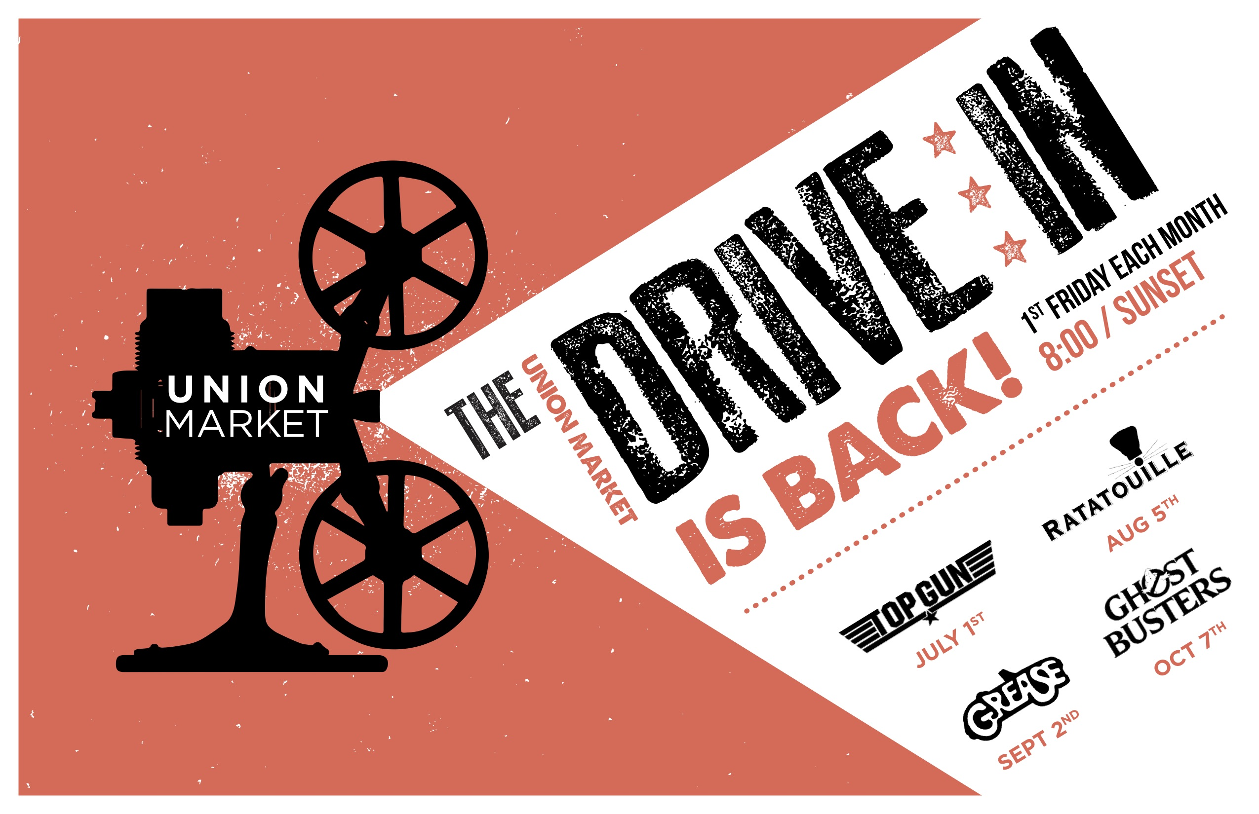 Drive In - Poster 11x17
