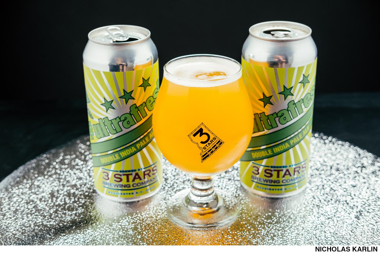 3 Stars Brewery #Ultrafresh 08.23.16. Photo Credit:  Nicholas Karlin  www.nicholaskarlin.com