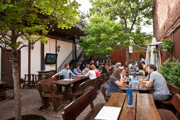 Dc outdoor drinking guide for Food bar garden