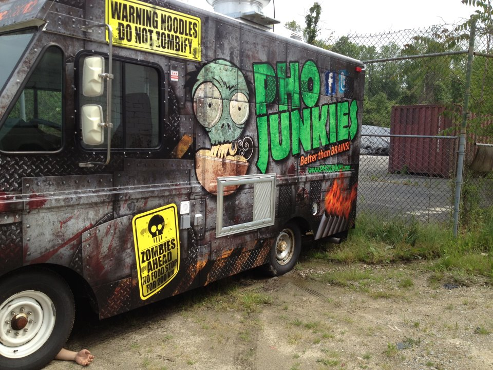 Lime Food Truck Dc